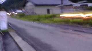 夕涼み林道ツー